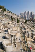 Chinese Permanent Cemetery. Hong Kong, China. - Photo #16315