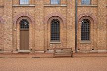 Hyde Park Barracks. Sydney, Australia. - Photo #1415