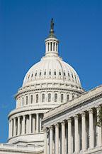 U.S. Capitol rotunda, afternoon. Washington, D.C., USA. - Photo #11315