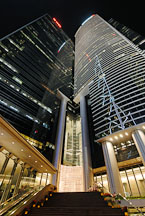 Citibank plaza. Hong Kong, China. - Photo #14955