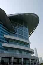 Convention Center. Hong Kong, China. - Photo #14557