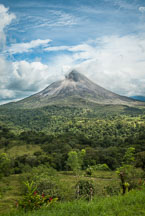Arenal Volcano. Costa Rica. - Photo #14171