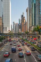 Gloucester road. Hong Kong, China. - Photo #14551