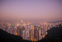 Pictures of Victoria Peak