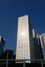 Jardine House. Hong Kong, China. - Photo #14992