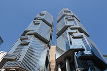 Lippo Centre. Chung Wan, Hong Kong, China - Photo #14850