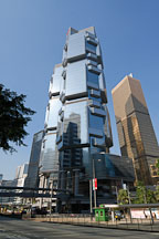 Lippo Centre. Hong Kong, China. - Photo #14842