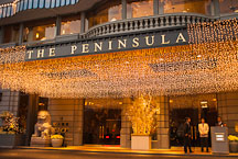 The Peninsula Hotel. Hong Kong. - Photo #14574