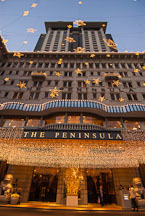 The Peninsula Hotel. Hong Kong. - Photo #14580