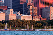 Chicago Harbor. Chicago, Illinois, USA. - Photo #10616