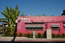 Formosa Cafe. Los Angeles, California, USA. - Photo #8416