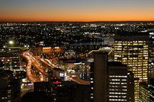 Sydney at night. Sydney, Australia. - Photo #1416