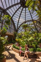 Inside the Botanical Building. Balboa Park, San Diego. - Photo #25816