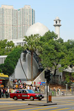 Kowloon Mosque. Hong Kong, China. - Photo #15326