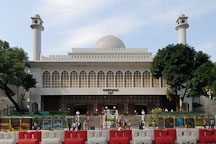 Kowloon Mosque and Islamic Centre. Hong Kong, China. - Photo #15334