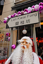 Pictures of Lan Kwai Fong