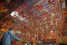 Pictures of Man Mo Temple