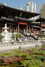 Pictures of Chi Lin Nunnery