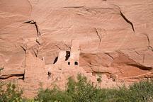 Antelope house, an Ancestral Puebloan ruin. Canyon de Chelly NM, Arizona. - Photo #18117