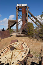 Goldfield mine. Phoenix, Arizona, USA. - Photo #5517