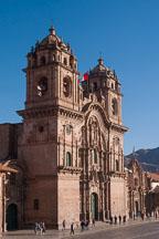 Iglesia de la Compania de Jesus. Cusco, Peru. - Photo #9217