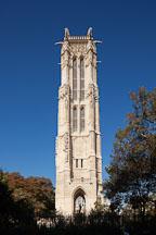 Saint Jacques tower. Paris, France. - Photo #31017