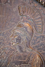 Athena on the Seal of California. San Jose, California - Photo #16948