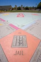Monopoly in the park. San Jose, California. - Photo #16755
