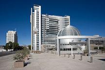 San Jose City Hall, afternoon. San Jose, California. - Photo #16844