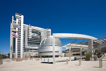 San Jose City Hall designed by Richard Meier. San Jose, California. - Photo #16788