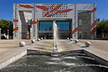 San Jose Convention Center. San Jose, California. - Photo #16807