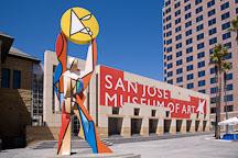 San Jose Museum of Art. San Jose, California. - Photo #16773