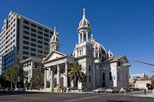 St. Josephs Cathedral. San Jose, California. - Photo #16832