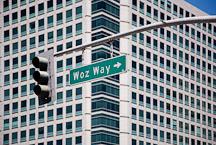 Woz Way. San Jose, California. - Photo #16758
