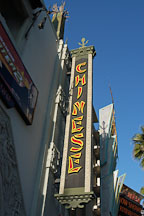 Grauman's Chinese Theater. Hollywood, California, USA. - Photo #8418