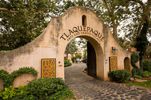 Tlaquepaque Arts and Crafts Village. Sedona, Arizona. - Photo #17829