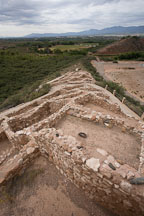 Ruins of Tuzigoot. Arizona, USA. - Photo #17690