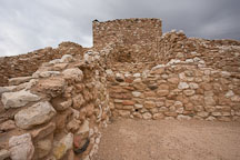 Tuzigoot National Monument in Verde Valley. Arizona, USA. - Photo #17672