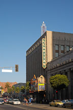 El Capitan theater. Hollywood, California, USA. - Photo #8419