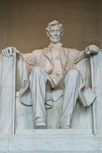Lincoln memorial. Washington, D.C. - Photo #1819