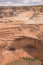 Mummy Cave Ruin. Canyon de Chelly NM, Arizona. - Photo #18390