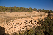 Cliff Palace. Mesa Verde, Colorado. - Photo #18713