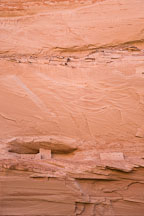 Ledge Ruin. Canyon de Chelly, Arizona. - Photo #18107
