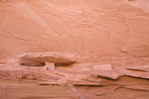 Ledge Ruin in Canyon del Muerto. Canyon de Chelly NM, Arizona. - Photo #18106