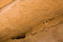 Cliff Palace has nine storage rooms. Mesa Verde NP, Colorado. - Photo #18584