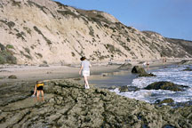 Crystal Cove State Park, California. - Photo #31
