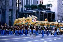 Dragon. San Francisco Chinese New Year Parade. San Francisco, California. - Photo #155