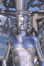 Statue of Dorothy Dandridge. Hollywood, California, USA - Photo #584