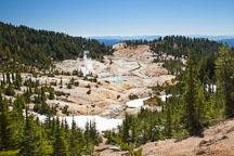 Bumpass Hell. Lassen NP, California. - Photo #27102