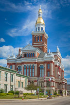 Dubuque Courthouse, Iowa. - Photo #33002